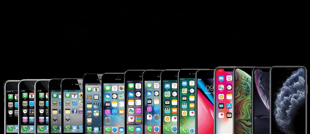 Selezione di smartphone, tablet, PC e MAC usati o ricondizionati